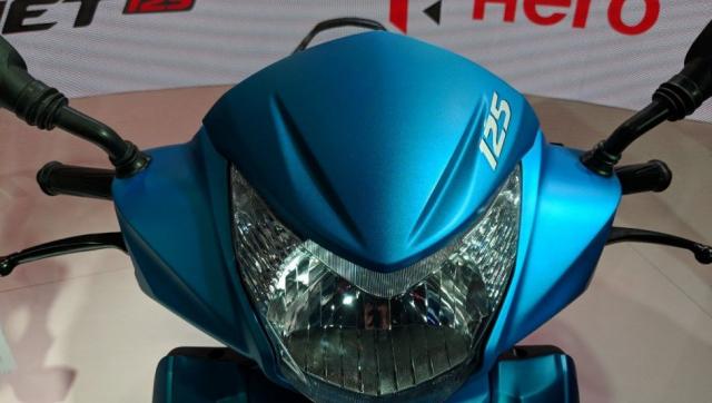 Maestro Edge 125 2019 doi thu Honda LEAD vua ra mat voi gia gan 18 trieu Dong - 5