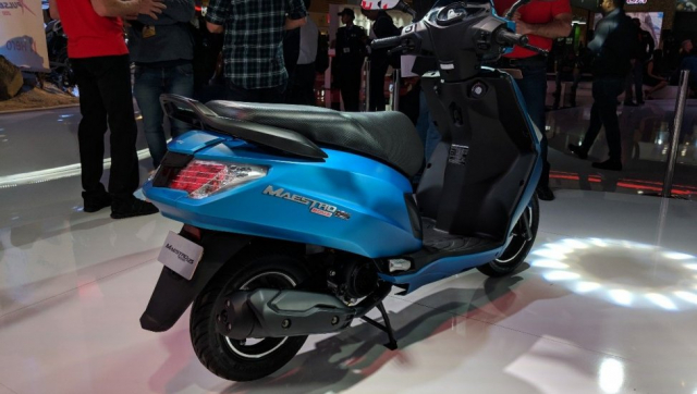 Maestro Edge 125 2019 doi thu Honda LEAD vua ra mat voi gia gan 18 trieu Dong - 7