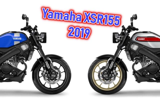 XSR155 2019 duoc Yamaha tiet lo chuan bi ra mat trong thoi gian toi - 5