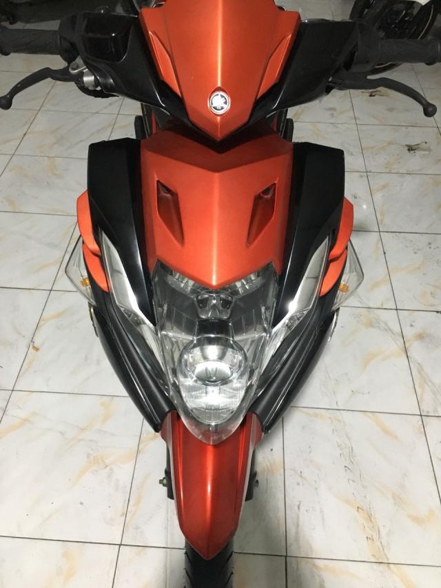 Yamaha Nouvo SX Dang ki 2014 Xe con moi may nguyen ban - 5