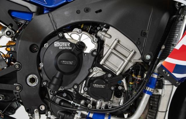 Yamaha R1 moi se duoc cung cap he thong Seamless va van bien thien VVA canh tranh voi V4 R - 3