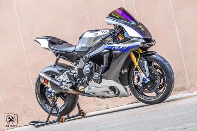 Yamaha R1M do loi cuon voi day ap cong nghe dinh cao - 3