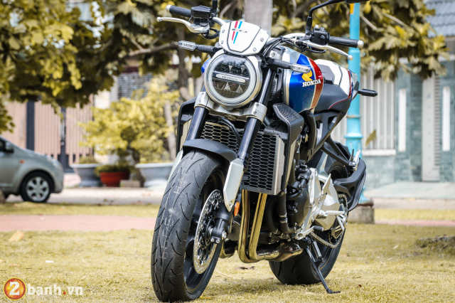Can canh Honda CB1000R Limited Edition 2019 vua ve Viet Nam - 13