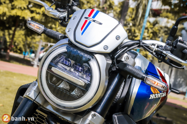 Can canh Honda CB1000R Limited Edition 2019 vua ve Viet Nam - 15