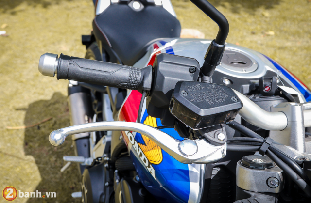 Can canh Honda CB1000R Limited Edition 2019 vua ve Viet Nam - 21