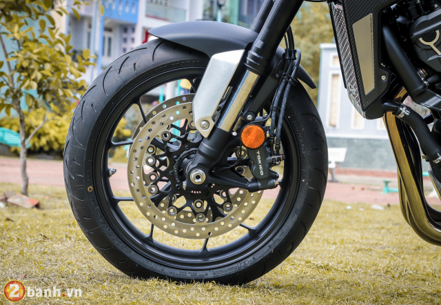 Can canh Honda CB1000R Limited Edition 2019 vua ve Viet Nam - 24