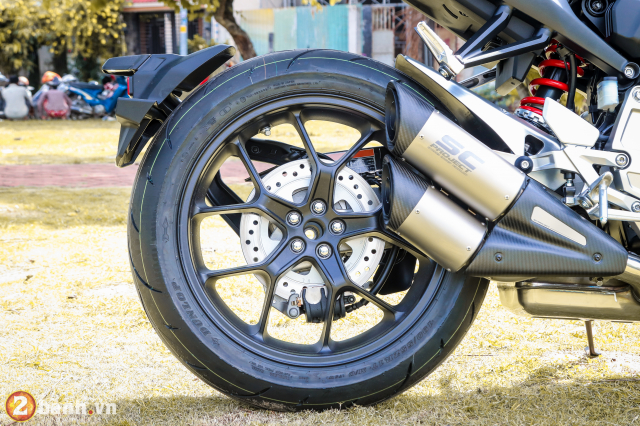 Can canh Honda CB1000R Limited Edition 2019 vua ve Viet Nam - 32