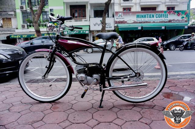 Xe dap may FUKI Planning FK310 Chinh hang tu Nhat Ban - 2