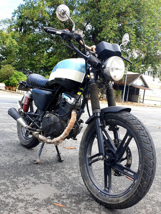 Ban Suzuki Thunder 150S Doi 2 cua Suen 150 da do nhu hinh - 3