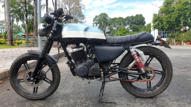 Ban Suzuki Thunder 150S Doi 2 cua Suen 150 da do nhu hinh - 7