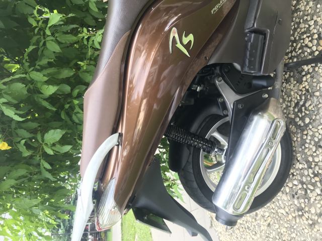 Honda PS 150 Nhap Y XE DEP BIEN SO THANH PHO CHINH CHU - 3