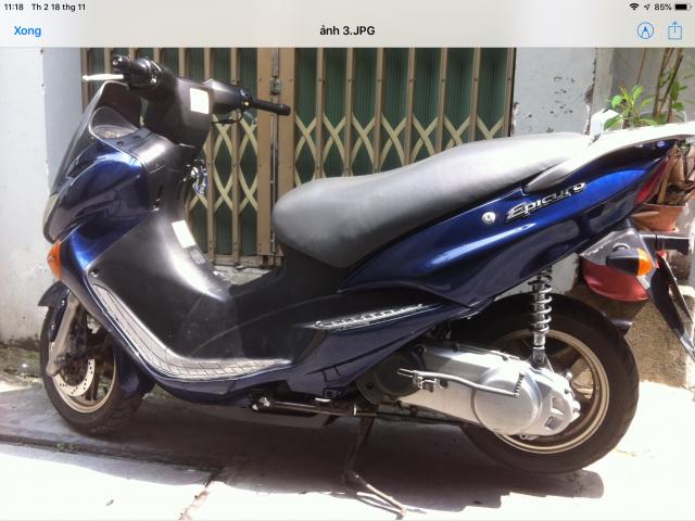 Suzuki Epicuro UC150 - 2