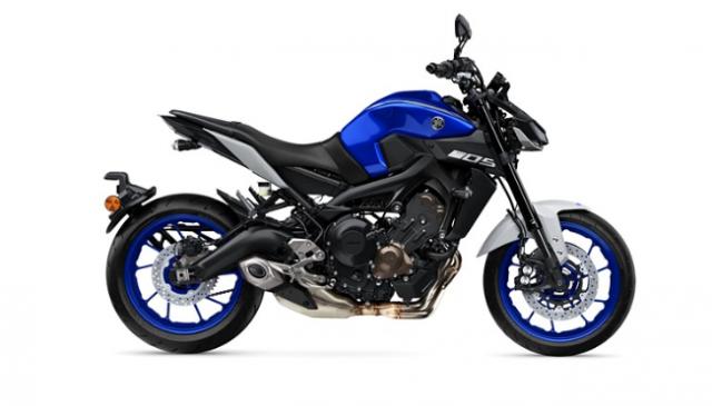 Yamaha MT09 2020 chinh thuc lo dien voi mau sac moi - 5