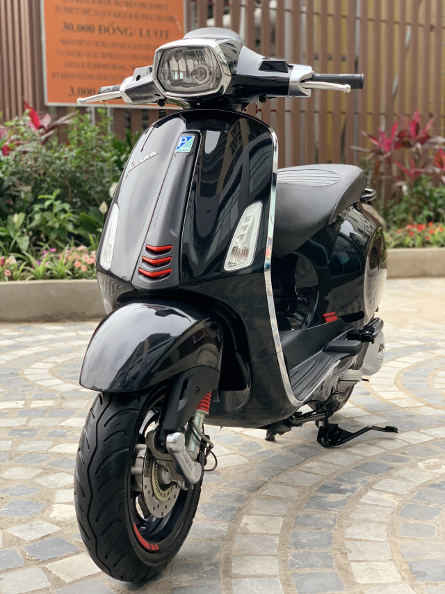 Can ban Sprint iGet ABS 2019 may den bien pho chay 1000km nhu moi - 8