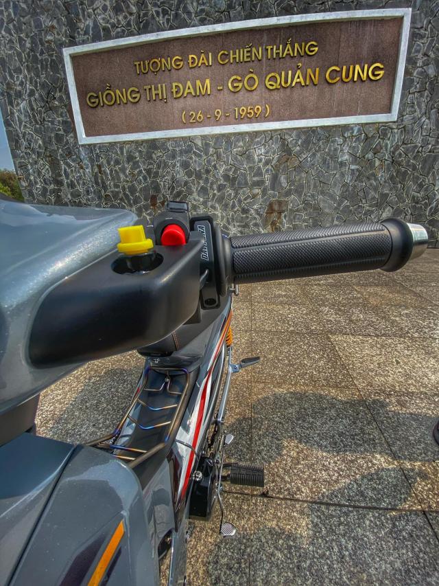 Wave 110 hoi sinh voi mau ao xanh xi mang dang cuc ki thinh hanh - 4