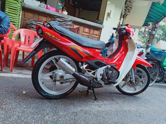Ban xe Suzuki Xipo