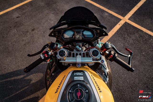 Honda CBR650F do khung nhat tu truoc den nay da lo dien - 7