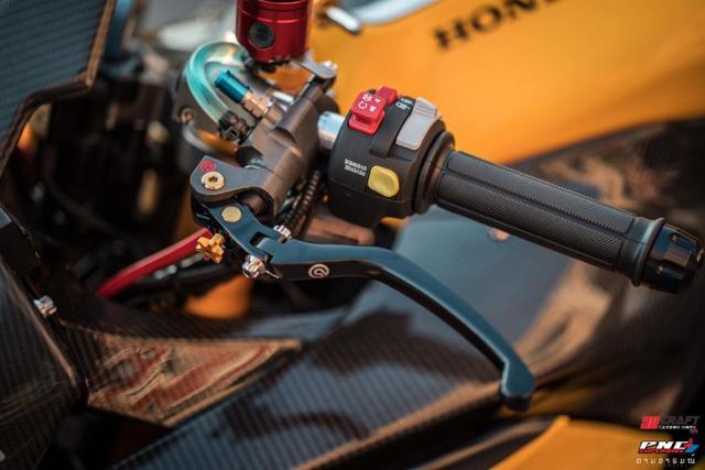 Honda CBR650F do khung nhat tu truoc den nay da lo dien - 10