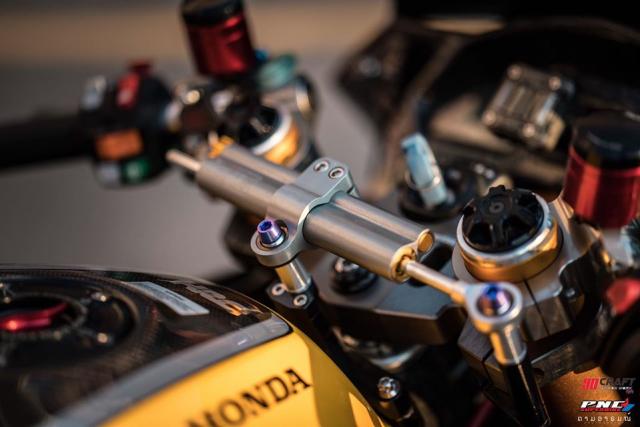 Honda CBR650F do khung nhat tu truoc den nay da lo dien - 11