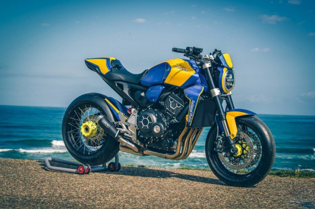 Honda cong bo bang xep hang CB1000R do tai Wheels Waves 2019 - 4