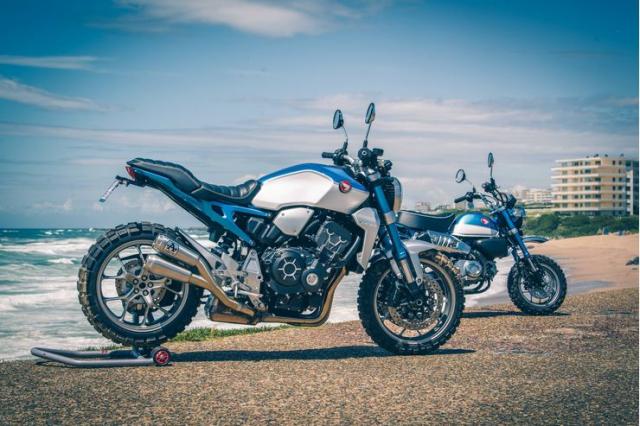 Honda cong bo bang xep hang CB1000R do tai Wheels Waves 2019 - 6