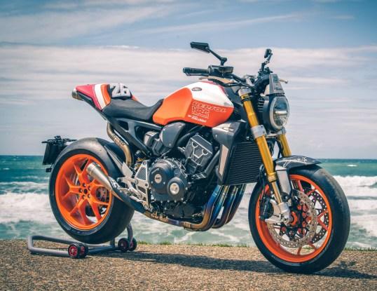 Honda cong bo bang xep hang CB1000R do tai Wheels Waves 2019 - 5