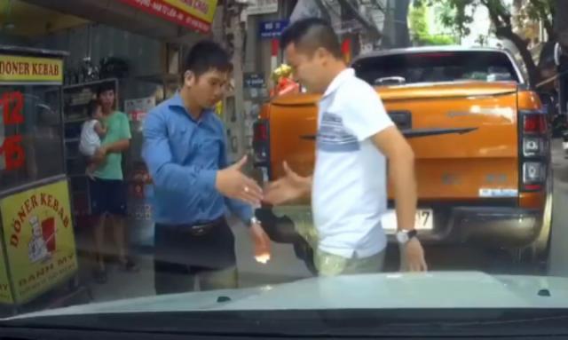 Truoc khi hoc chay xe hay hoc Cam on va Xin loi - 5