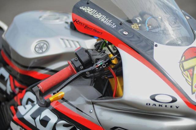 Yamaha R1M xay dung theo phong cach duong dua - 4