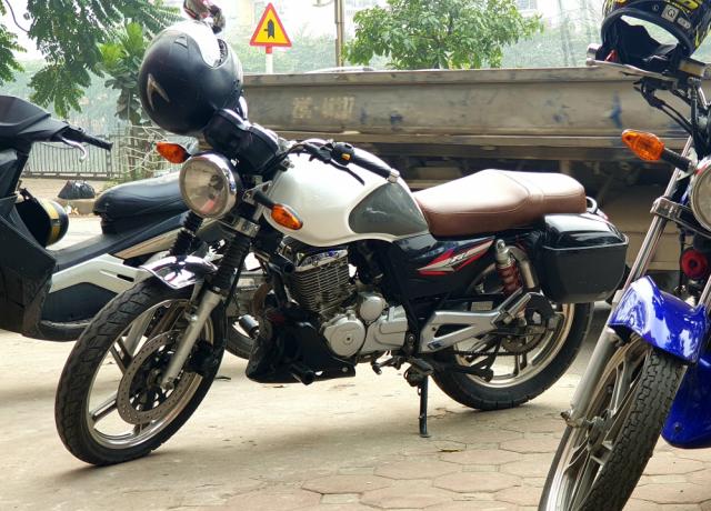Suzuki En150A