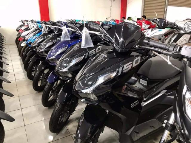 Chuyen Ban xe HonDa YAMAHA Piaggio SUZUKI 0779533415