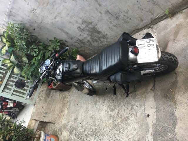 Suzuki GN125 den may xe tot ngoai hinh on dinh - 4