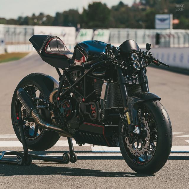 Ducati 999 do phong cach ngong cuong den tu Freerides Motos - 5