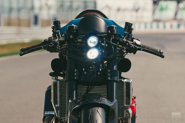 Ducati 999 do phong cach ngong cuong den tu Freerides Motos - 4