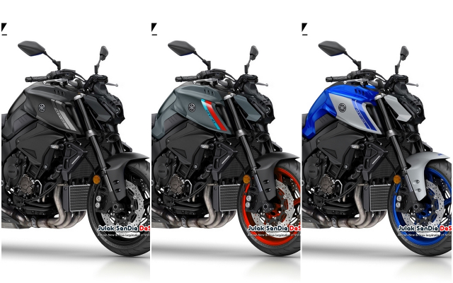 Lo dien y tuong thiet ke Yamaha MT10 2021