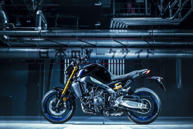 Yamaha MT09 SP 2021 ra mat voi trang bi cao cap hon dat tien hon - 5