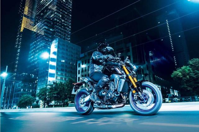 Yamaha MT09 SP 2021 ra mat voi trang bi cao cap hon dat tien hon