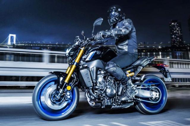 Yamaha MT09 SP 2021 ra mat voi trang bi cao cap hon dat tien hon - 9