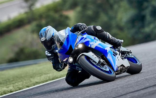 Yamaha R6 bi ngung san xuat vao cuoi 2021 chi ton tai R6 Race tren duong dua - 4