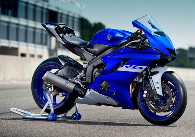 Yamaha R6 Race 2021 trinh lang voi goi phu kien GYTR tuy chon - 4