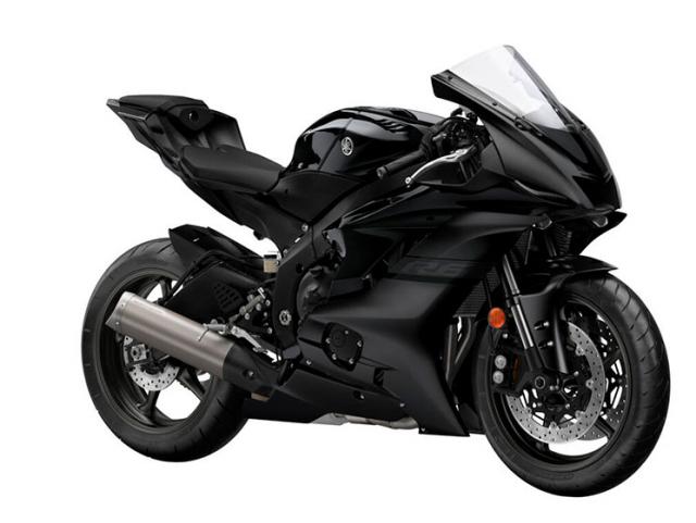 Yamaha R6 Race 2021 trinh lang voi goi phu kien GYTR tuy chon - 5