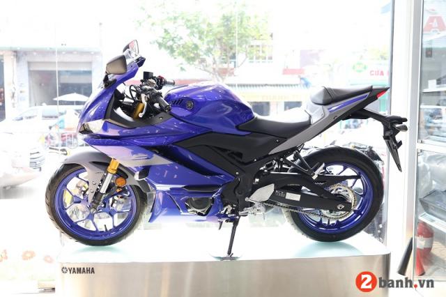 Yamaha R3 phien ban 2021 chinh thuc ra mat - 5