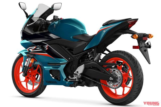 Yamaha R3 phien ban 2021 chinh thuc ra mat - 4