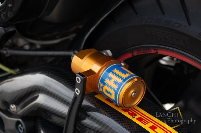 Yamaha TMAX 530 do Turbo cong suat 108 hp dang kinh ngac - 10