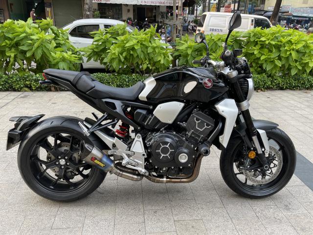 _ Moi ve HONDA CB1000R Neo Plus ABS Mau Den HQCN Dang ky 102018 chinh chu odo dung chuan 4300 - 4