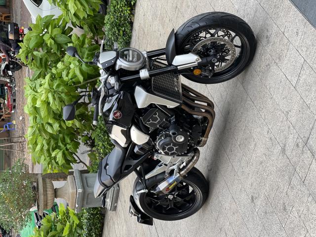 _ Moi ve HONDA CB1000R Neo Plus ABS Mau Den HQCN Dang ky 102018 chinh chu odo dung chuan 4300 - 5