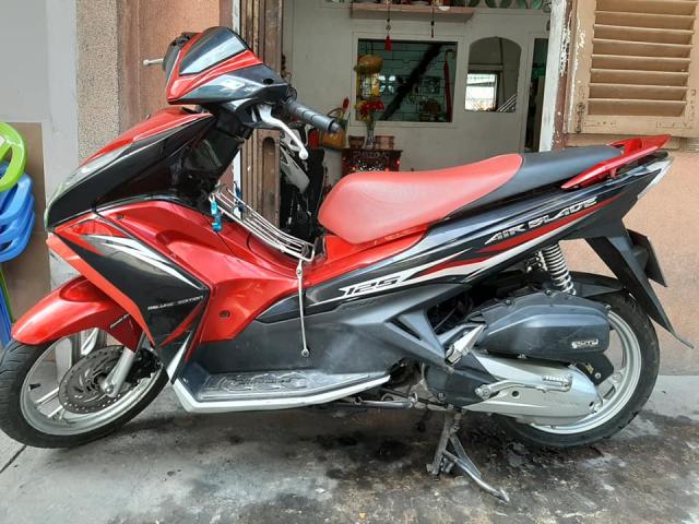 Air Blade 2013 Zin Xe Dep Chay Tet