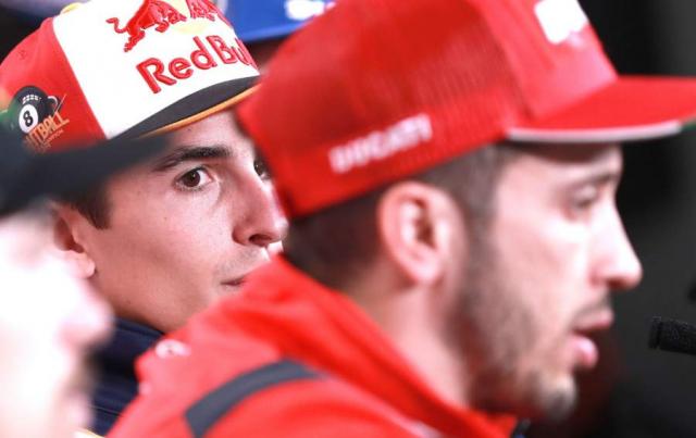 Andrea Dovizioso chap nhan loi moi tu Honda Repsol thay the Marc Marquez trong MotoGP 2021
