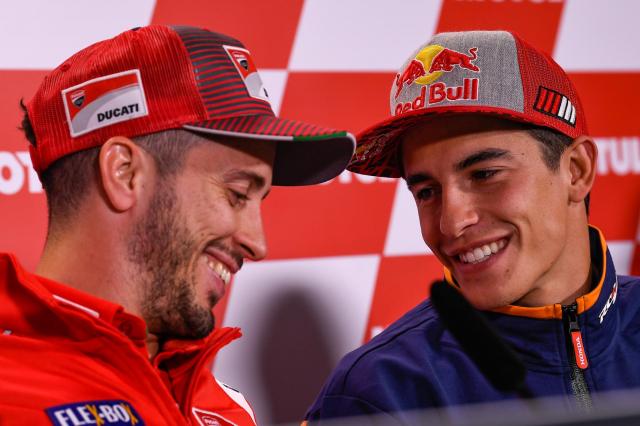 Andrea Dovizioso chap nhan loi moi tu Honda Repsol thay the Marc Marquez trong MotoGP 2021 - 6
