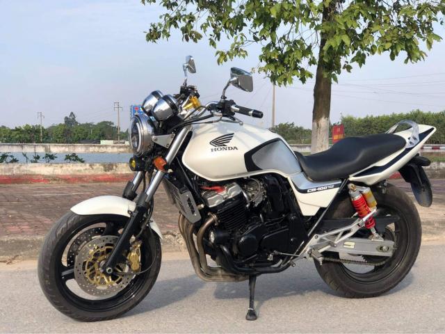 Ban Honda CB400 Chinh chu bien TP Bac Ninh sang ten TQ - 3