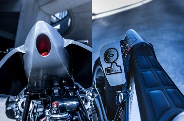 BMW RnineT do vuot xa tuong tuong theo nguyen tac cua Ortolani Customs - 4